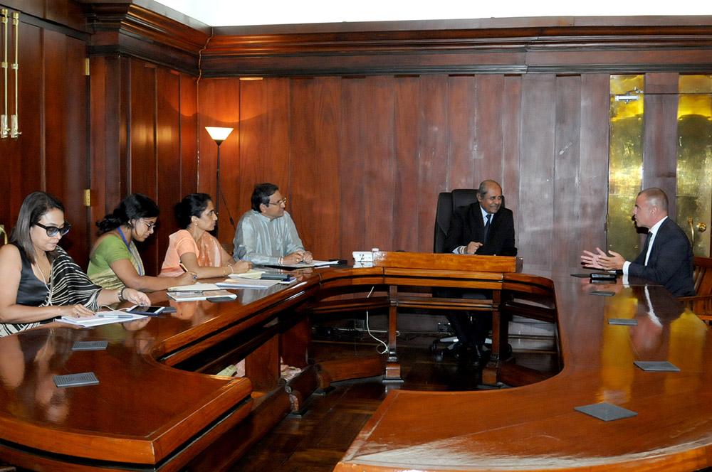 Sri Lanka seeks assistance in preventing violent extremism